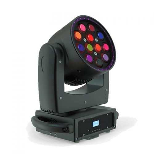 GY-H8 12X12W LED WASH ZOOM MOVNG HEAD