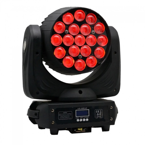 GY-W6 19X12W LED WASH ZOOM