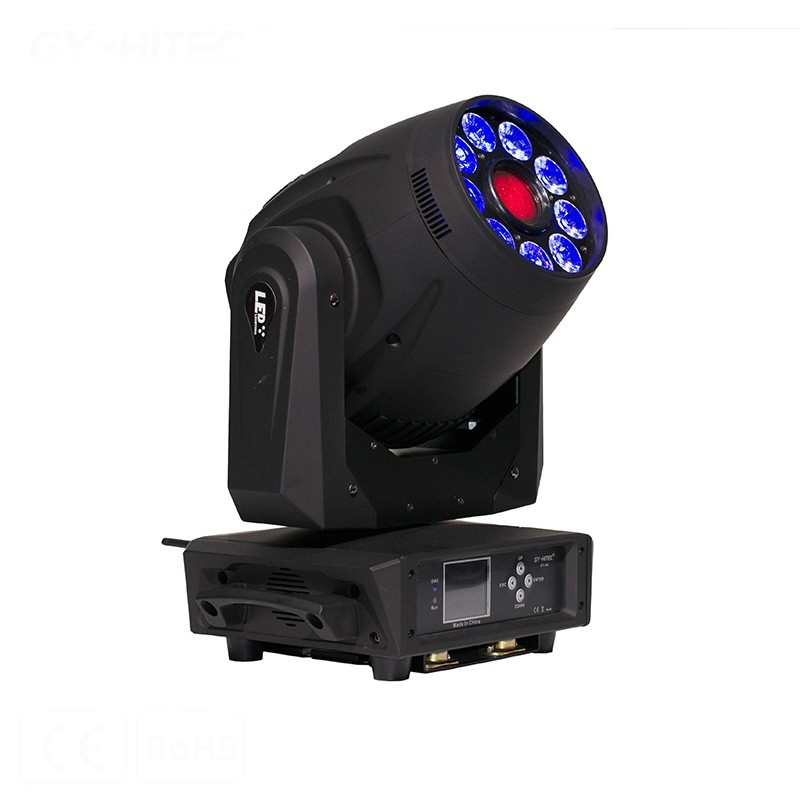 GY-H4 <br/> 120W LED SPOT + 9 x 12W WASH