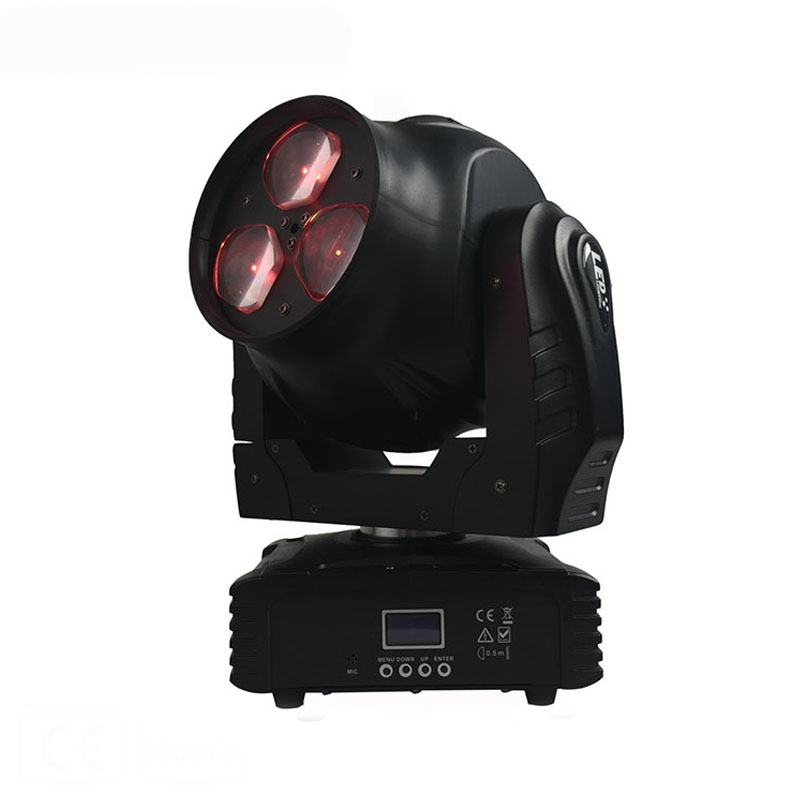 GY-HX BW340<br/>3X40W BEE EYE ZOOM