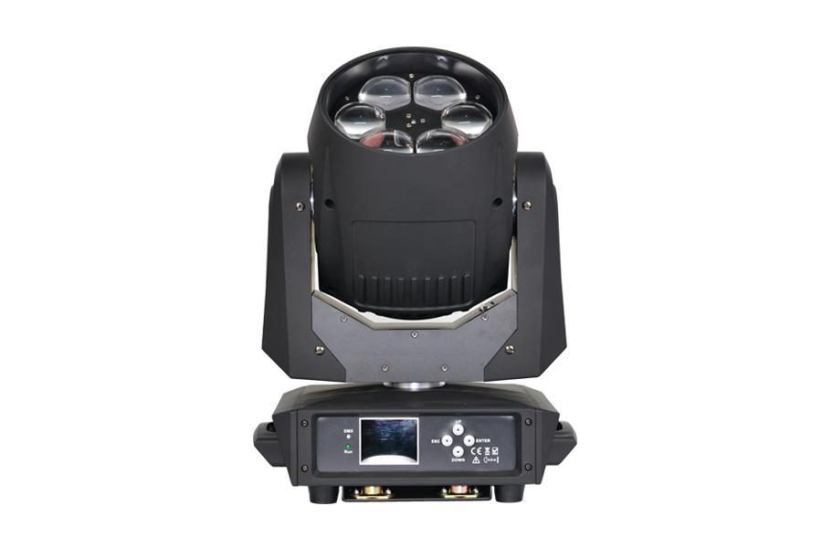 GY-HXBWZ640 <br/>6颗40W蜂眼染色光束摇头灯